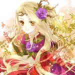 Рисунок профиля (Ohiko Higurashi)