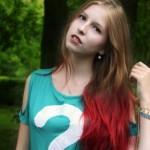 Рисунок профиля (Olya Mirror)