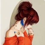 Рисунок профиля (ツлучик солнца ツ)