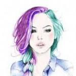 Рисунок профиля (❤Патюшка❤)