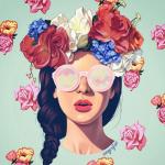 Рисунок профиля ($ #K@TY@ **RY@N@YA $)