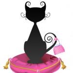 Рисунок профиля (❤ Розовая Кошка ❤)