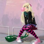 Рисунок профиля (Lolita London)