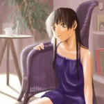 Рисунок профиля (anya1004)