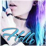 Логотип группы (Hello♥)