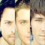Логотип группы (Jensen Ackles ❤ Misha Collins ❤ Jared Padalecki ❤)