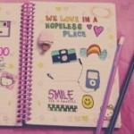 Логотип группы (Идеи для личного дневника♡)