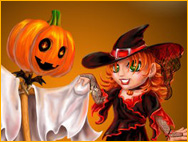 5  игр на хэллоуин!